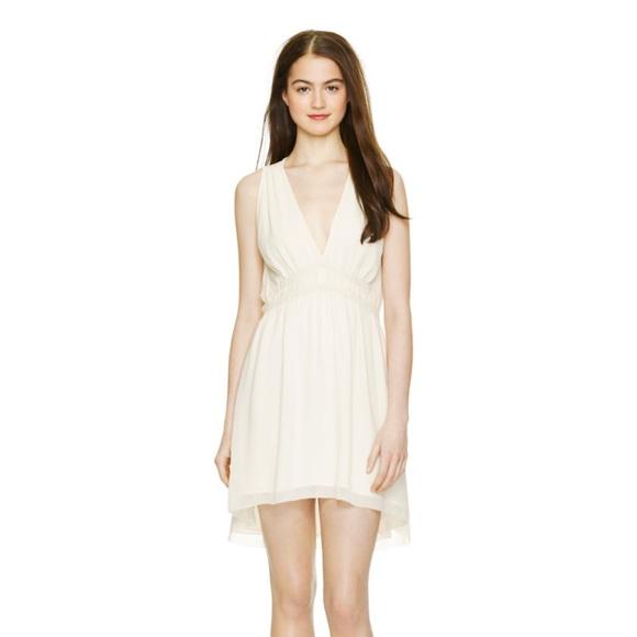 86f814a2dea Wilfred Aritzia Silk Dress Anthropologie